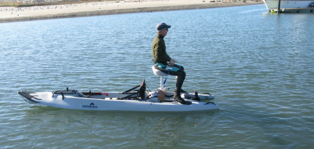 sit on top fishing kayak
