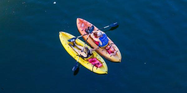 recreation kayak for casual kayaking