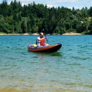 inflatable recreation kayak