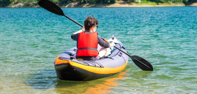 inflatable kayak design