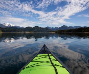 perfect kayak for the lake