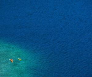 Kayaks best for oceans