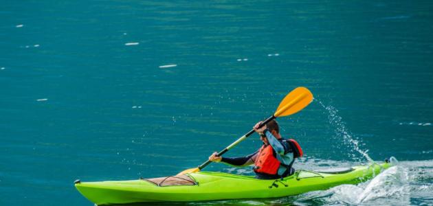 touring kayak workout